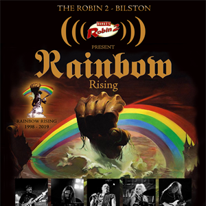 Rainbow Rising - UK's Finest Tribute
