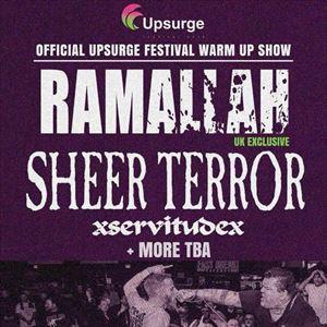 Ramallah and Sheer Terror