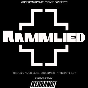 Rammlied: The UK's Number One Tribute to Rammstein