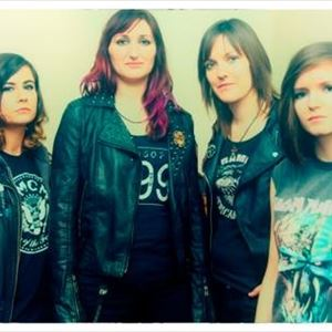 Ramonas (Female Ramones Tribute) + Criminal Mind