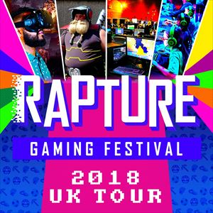 Rapture Gaming Festival - Weekend