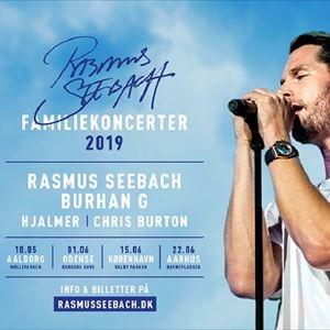 Rasmus Seebach + Burhan G + Hjalmer + Chris Burton