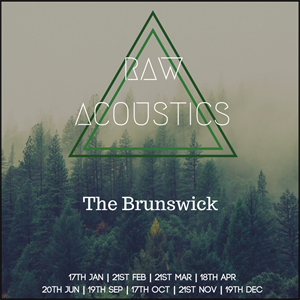 Raw Acoustics | No 7 | Featuring