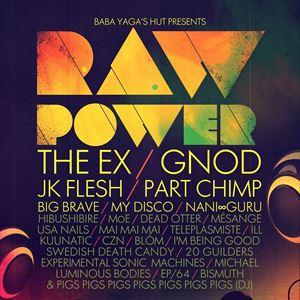 Raw Power 2019