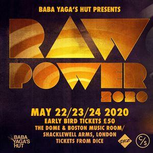Raw Power Festival 2020