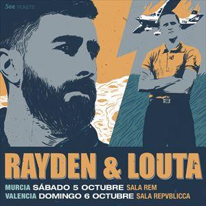 Rayden y Louta en Murcia