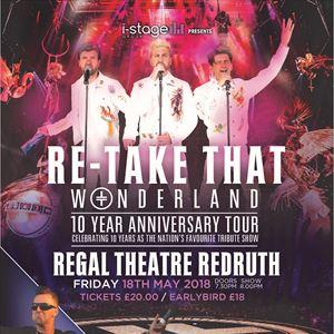 Re-Take That: Wonderland 2018 Tour