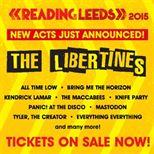 Reading Festival Weekend Ticket 2015