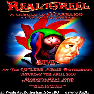 REAL TO REEL early Marillion tribute