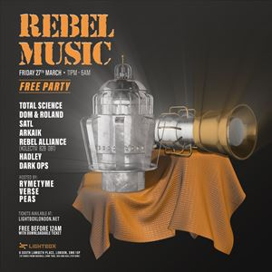 Rebel Music - Free Party