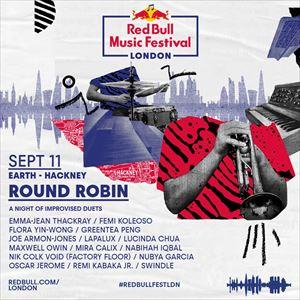 Red Bull Music Festival Round Robin