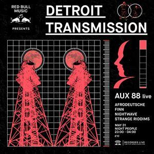 Red Bull Music Presents: Detroit Transmission