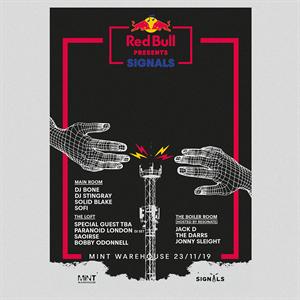 Red Bull - Signals 002 - DJ Bone + Stingray