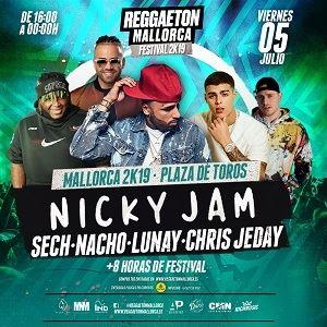 Reggaeton Mallorca