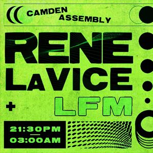 Rene Lavice At Camden Assembly