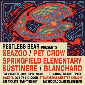 Restless Bear Presents