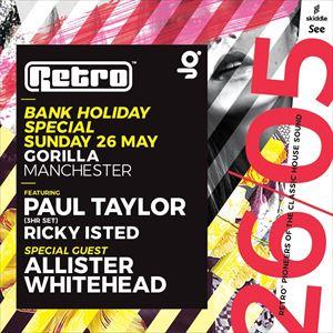 Retro Albert Hall Tickets | Retro at Albert Hall, Manchester