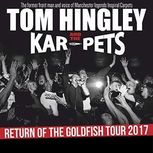 Tom Hingley and the Kar Pets