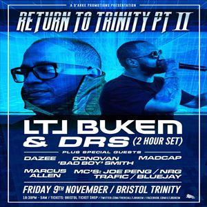 Return to Trinity Pt2