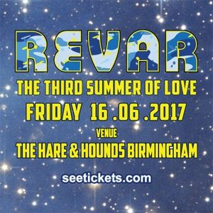 Revar The Third Summer of Love