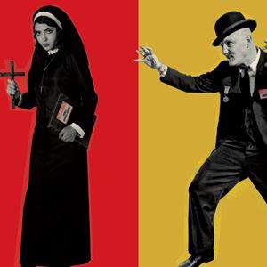 Reverend Beat-man & Nicole Izobel Garcia