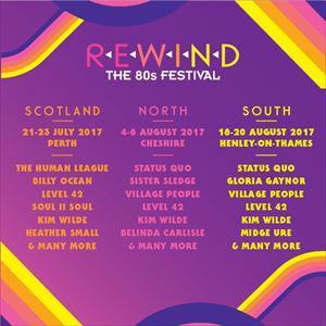 Rewind Festival - South