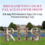 RHS Hampton Court Palace Flower Show - Member Day