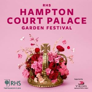 RHS Hampton Court Palace Garden Festival - Members