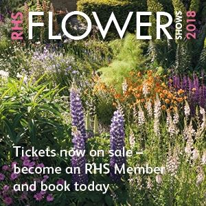 RHS Malvern Spring Festival - Gold Day