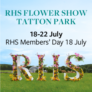 RHS Flower Show Tatton Park