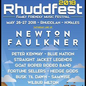 Rhuddfest 2018 Family Friendly Music Festival