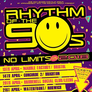 Rhythm Of The 90s