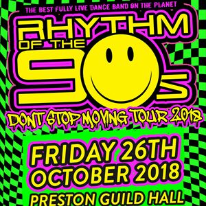 Rhythm of the 90's - LIVE!