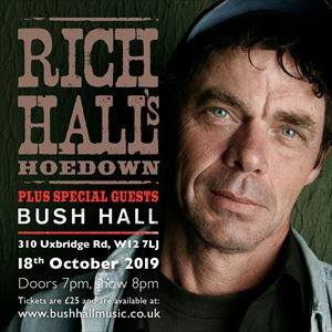 Rich Hall's Hoedown plus Special Guests