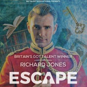 Richard Jones - Escape Tour