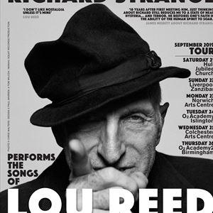 Richard Strange Performs The Songs Of Lou Reed