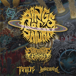Rings Of Saturn - Manchester