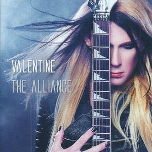 Robby Valentine - The Alliance Vinyl