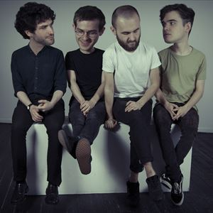 Robocobra Quartet - Brighton