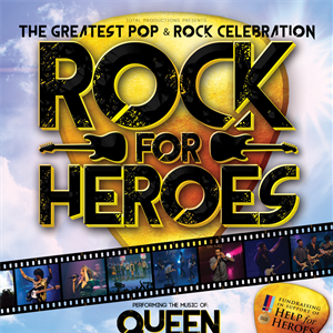 Rock For Heroes - A Rockin' Night Out!