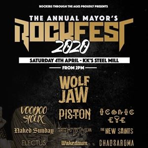 RockFest 2020 with Wolfjaw & Piston