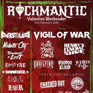 Rockmantic Weekender