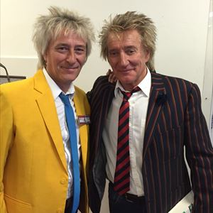 Rod Stewart tribute Night Halesowen
