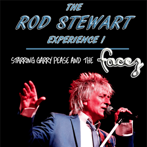 Rod Stewart and The Facez - tribute to Rod Stewart