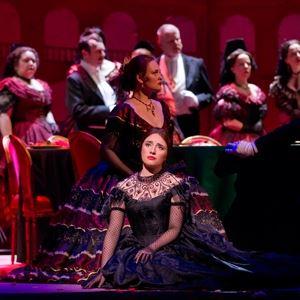 Roh Live: The Royal Opera: La Traviata