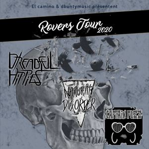 Rovers tour 2020 - 12 Septembre 2020 - Caen, FR