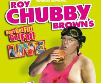 "Roy ""Chubby"" Brown"