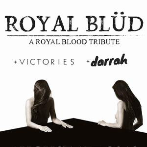 Royal Blüd at The Railway Hotel!