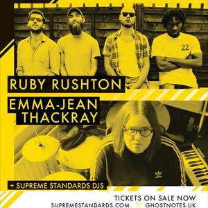 Ruby Rushton & Emma-Jean Thackray