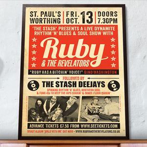 Ruby & The Revelators + The Stash Deejays